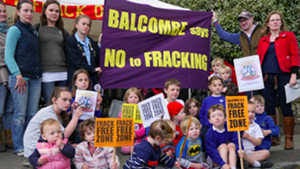 Fracking In Balcombe: A Community Says No