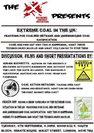 Extreme Coal