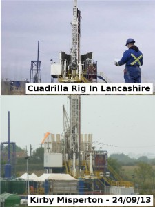 Fracking Yorkshire: Cuadrilla`s Bit On The Side
