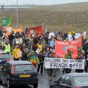 Fracking Manchester: IGas Threatens Barton Moss