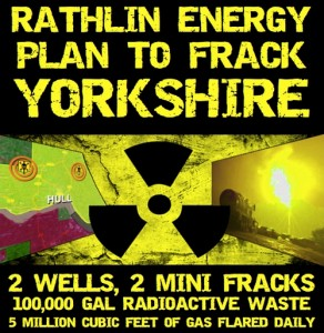 Fracking Yorkshire: Rathlin Energy`s Plans Revealed