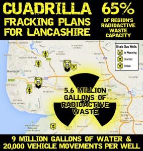 New Lancashire Threat: Cuadrilla`s Fracking Plans