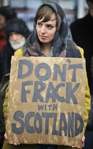 Fracking Scotland: Shale Report Signals Third Threat