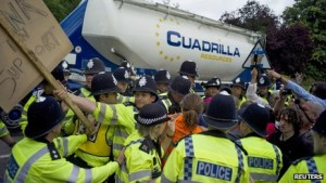 Who are Cuadrilla - Company Overview - Nov 2014