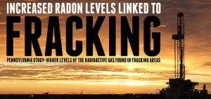 Increased Radon Levels Linked to Fracking