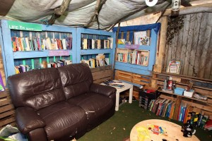 Living with an Anti-fracking Camp - A Chester Resident`s Experience
