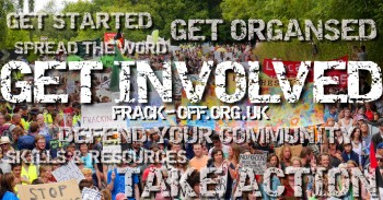 STEP-BY-STEP CAMPAIGNING GUIDE FOR NEW ANTI-FRACKING GROUPS!