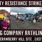 Community Resistance Does It Again! Fracking Company Rathlin Abandon Crawberry Hill Site