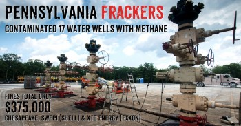 More Conclusive Proof That Methane Is Leaking From U.S Frackers Wells
