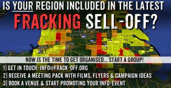 New Fracking Sell-Off: Time To Get Organised