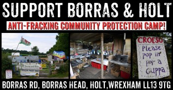 Support/Visit Borras & Holt Community Protection Camp!