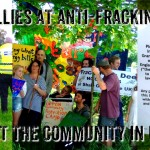 Fracking Company IGas Trys To Intimidate Community In Upton