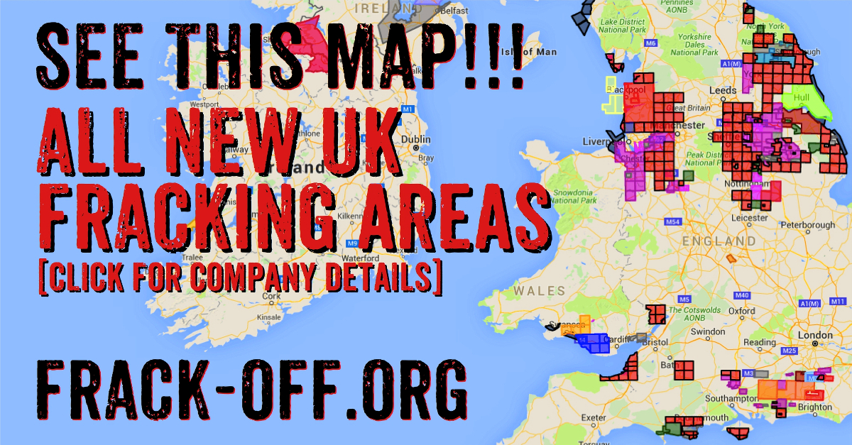 Extreme Energy in the UK – Map Uk Org