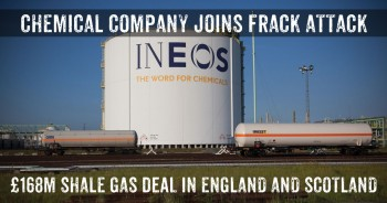 Chemical Company Ineos New Fracking Threat After Deal