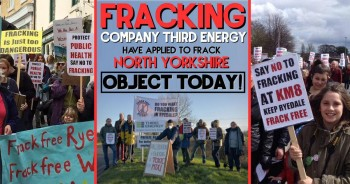 Third Energy Submit Plan To Frack Well In Yorkshire