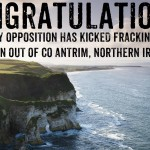 Fracking Company Rathlin Energy Kicked Out Of Ireland