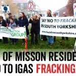 Nottinghamshire Community Rejects IGas Fracking Plans