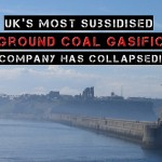Underground Coal Gasification Collapse Shows Fragility Of Fracking