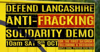 If The Government Abandons Lancashire To Fracking, Will You Let It Happen?