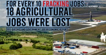 Fracking Jobs Are Short Term, Dirty & Damage Existing Industries