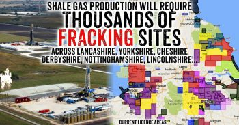 Shale Gas Production Requires Thousands Of Fracking Sites #CommunityFightBack