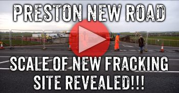 Lancs Fracking Demo 25th February - National Day Of Anti-Fracking Action