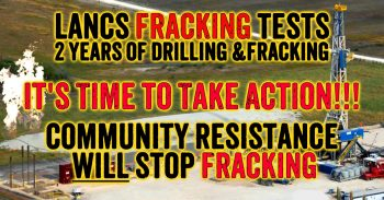 Legal Challenge Fails - Join The Fracking Resistance Across The UK