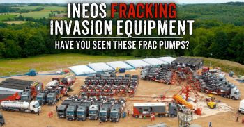 Ineos Asset Stripping Largest Fracking Equipment Set In Europe