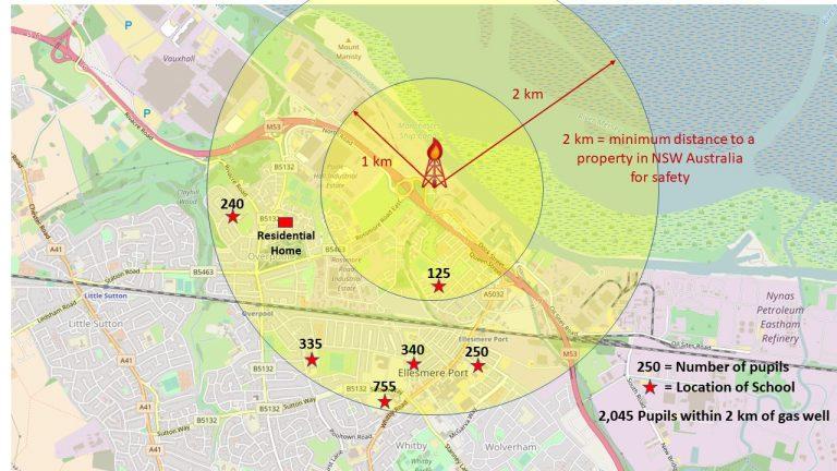 Would they frack Ellesmere Port Information meeting Frack Off
