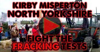 Resist Fracking Across Yorkshire - Support KM8 Community