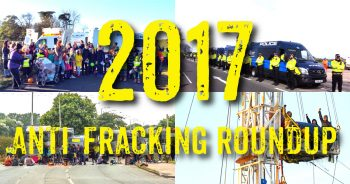 Fighting Fracking In 2017: Frackers Count Costs Of Community Resistance