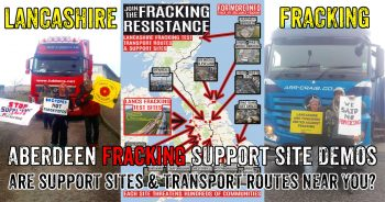 Lancashire Fracking Tentacles Spread From Aberdeen To Great Yarmouth