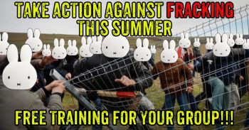 Fight Fracking This Summer - Free Training For Your Community